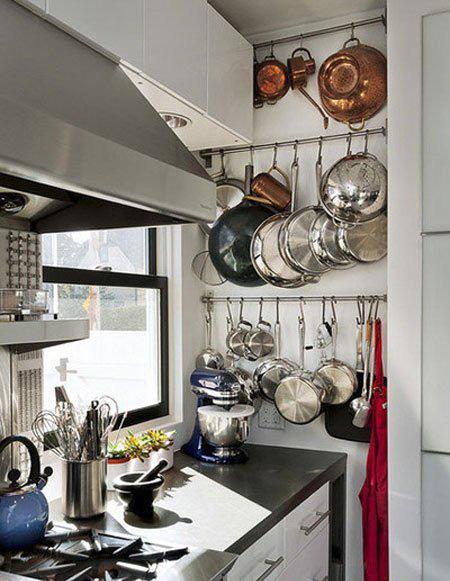 ساخت آویزهایی برای ماهی تابه,ساخت آویز با وسایل دور ریختنی برای آشپزخانه