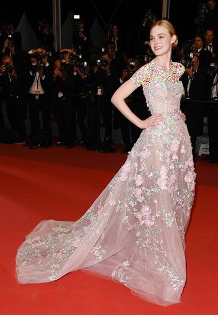 مدل لباس در روزهای پایانی جشنواره کن,لباس های ستارگان در جشنواره کن 2016