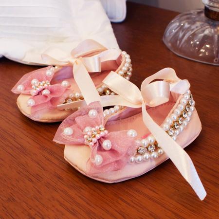 مدل پاپوش های کارشده دخترانه, مدل کفش های نوزادی