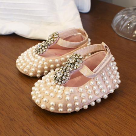 کفش های نوزادی دخترانه, مدل پاپوش های مجلسی دخترانه