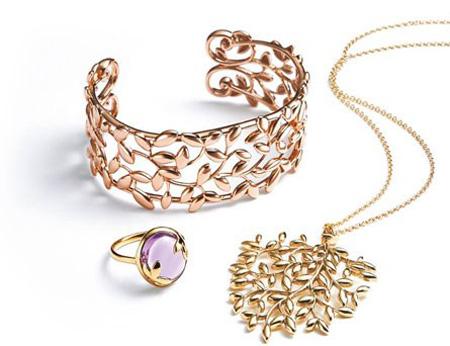 البوم زیباترین تصاویر جواهرات برند Tiffany & Co
