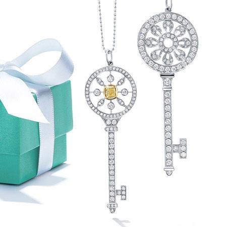 گالری تصاویر خوشگل جواهرات Tiffany & Co