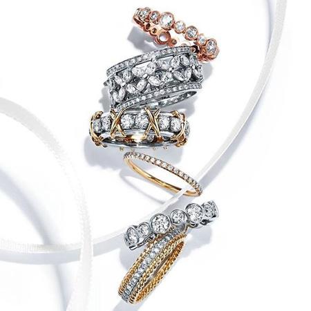 جواهرات شیک, مدل طلا و جواهرات