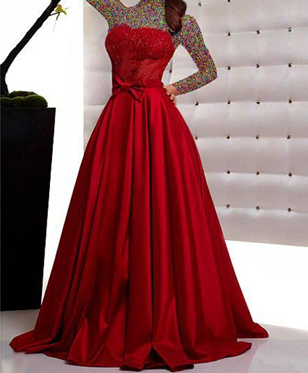 مدل های لباس نامزدی, شیک ترین مدل لباس نامزدی