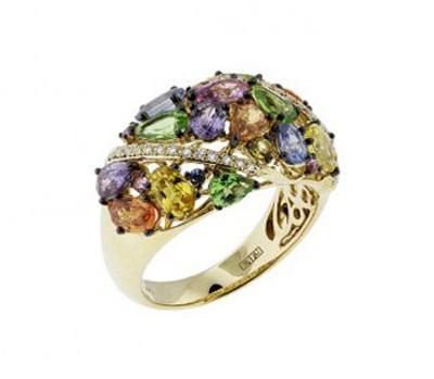 لو ترین جواهرات برند effy jewelry, شیک ترین مدل انگشتر