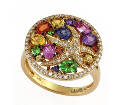 شیک ترین مدل انگشتر, مدل انگشترهای جواهر