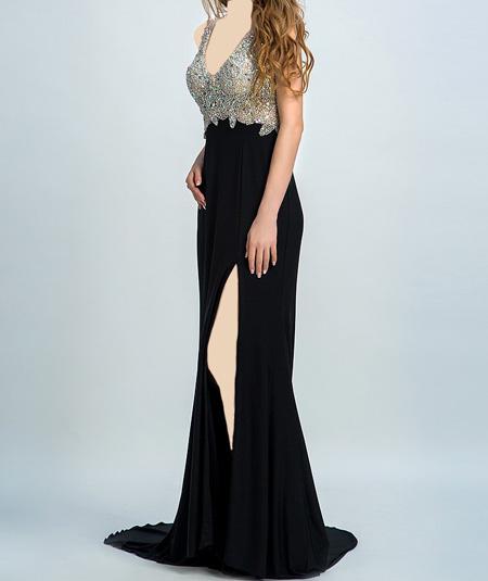 شیک ترین مدل لباس شب, لباس مجلسی بلند
