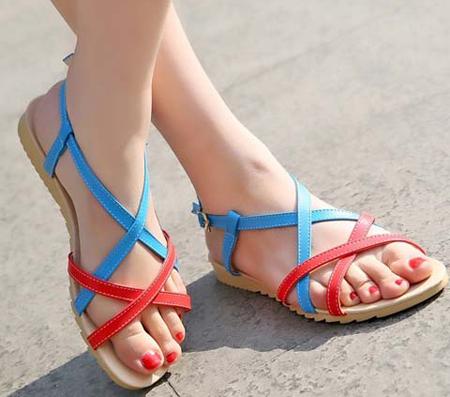 مدل کفش تابستانه,شیک ترین مدل صندل زنانه