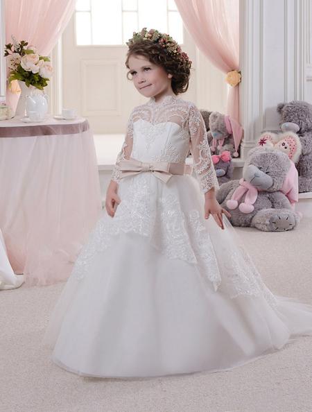 مدل های لباس عروس بچه گانه, شیک ترین مدل لباس عروس بچه گانه