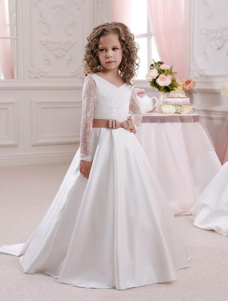 جدیدترین لباس عروس دخترانه, مدل لباس عروس بچه گانه