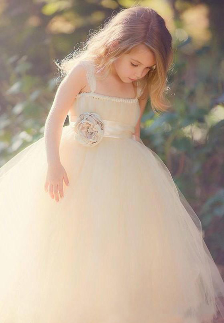 جدیدترین لباس عروس بچه گانه, لباس عروس مجلسی دخترانه