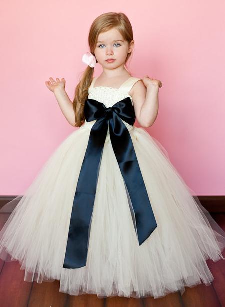 لباس عروس دخترانه, مدل لباس عروس دخترانه
