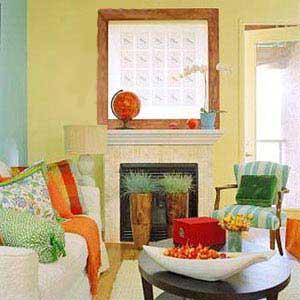 دکوراسیون تابستانی برای خانه شما !