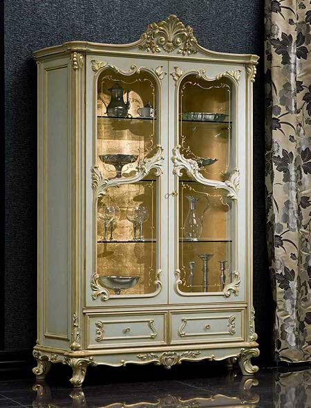 ویترین های دوقلو, مدل ویترین سلطنتی