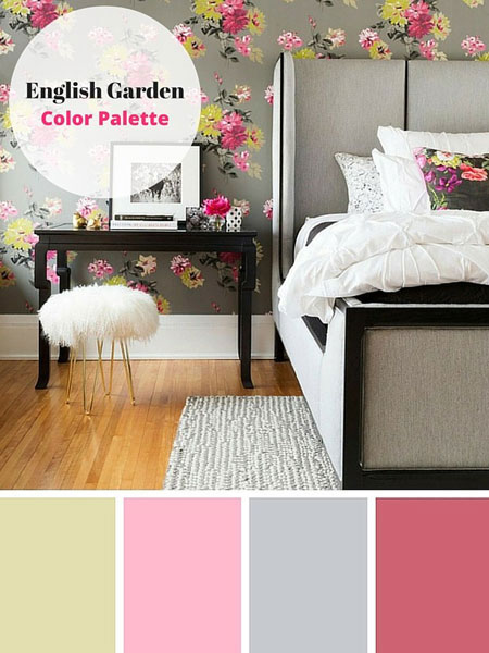 ترکیب رنگ های تابستانی,رنگ های مخصوص دکوراسیون فصل تابستان