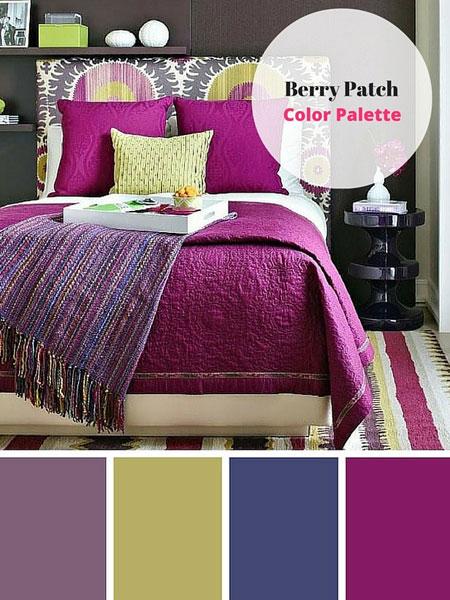 بهترین ترکیب رنگ های دکوراسیون تابستانی, چیدمان رنگی تابستانی خانه