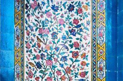 رنگ هایی که در دنیای مد نام ایران را زنده می کنند!!