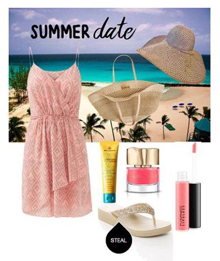 ست لباس به رنگ سال, ست لباس زنانه تابستانی به رنگ سال