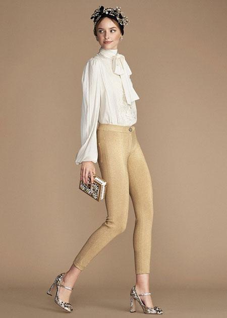 مدل پیراهن های کوتاه دی اند جی,لباس رسمی برند دی اند جی