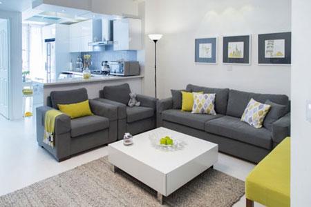 دکوراسیون و چیدمان خانه,طراحی داخلی خانه های کوچک