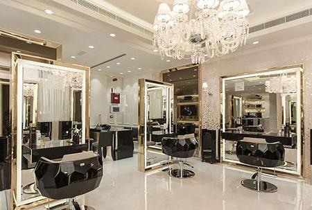 سالن آرایشگاه زنانه, تصاویری از شیک ترین آرایشگاه های زنانه