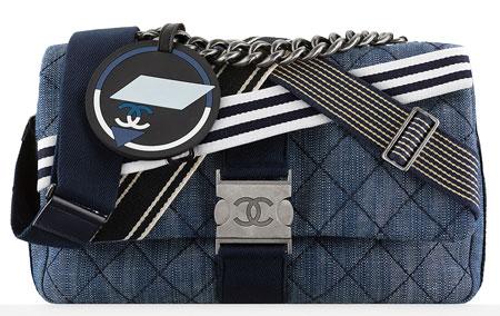مدل کیف های پارچه ای برند شنل,مدل کیف دستی برند شنل