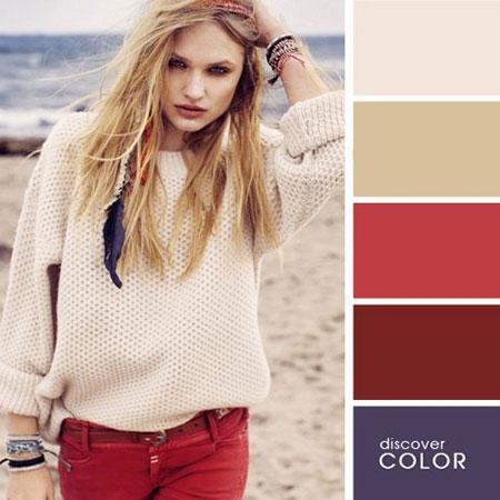 ست های رنگی تند,ست های لباس تابستانی