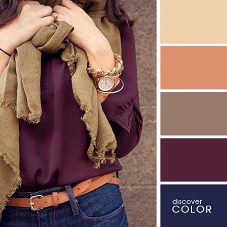 ست لباس با رنگ هایی تند, شیک ترین ست های تابستانی