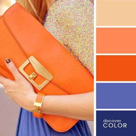 ست کردن لباس با رنگ های تند, آشنایی با ست های رنگی فصل تابستان