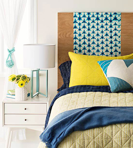 بهترین رنگ های تابستانی برای اتاق خواب,دکوراسیون و چیدمان اتاق خواب