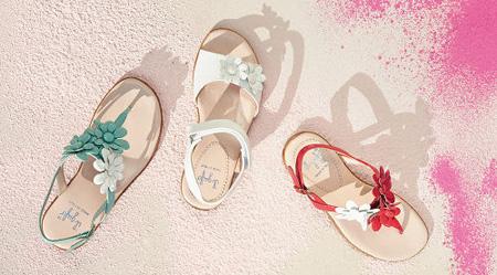 جدیدترین مدل کفش تابستانی بچه گانه, کفش های شیک تابستانی بچه گانه