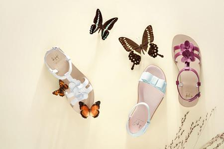 کفش بچه گانه Ilgufo, مدل کفش بچه گانه