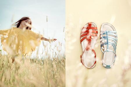 کفش تابستانه بچه گانه,مدل کفش تابستانه بچه گانه