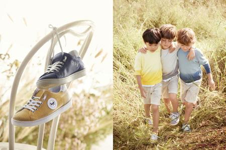 مدل کفش تابستانه بچه گانه برند Ilgufo,مدل کفش تابستانه