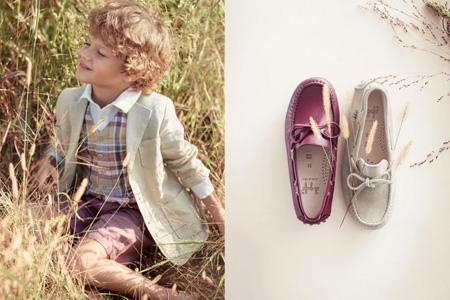 مدل کفش تابستانه, کفش تابستانه بچه گانه