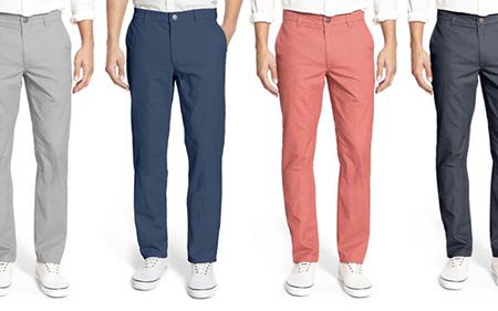 لباس پوشیدن آقایان در فصل تابستان, بهترین نحوه لباس پوشیدن در فصل گرما