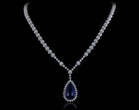 مدل گردنبندهای جواهر,شیک ترین مدل جواهرات