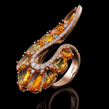 مدل جواهرات De Laur,طلا و جواهرات برندDe Laur