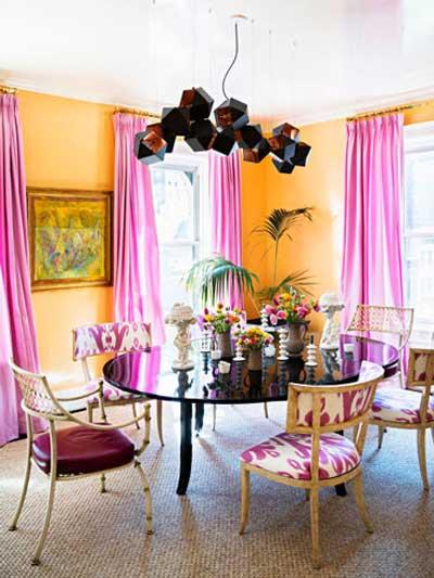 ترکیب رنگ های مناسب دکوراسیون خانه,دکوراسیون و چیدمان خانه