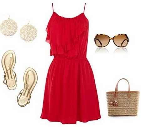 ست های جدید لباس تابستانی