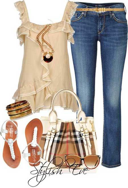 ست های شیک تابستانی, مدل لباس های تابستانی