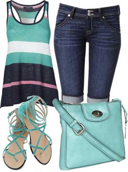 ست های لباس تابستانی,جدیدترین ست های تابستانی