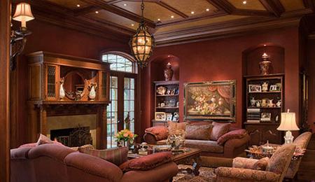 نکات تاثیر گذار در نورپردازی خانه, نورپردازی با لامپ در خانه