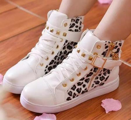 زیباترین مدل کفش های اسپرت دخترانه 95