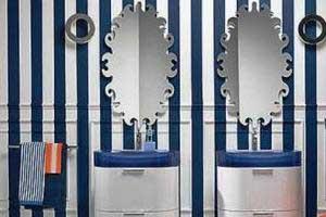 کاربرد رنگ آبی در دکوراسیون