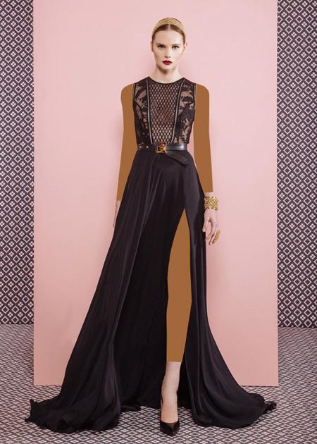 جدیدترین مدل لباس زنانه, لباس مجلسی بلند زنانه