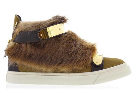 مدل کفش اسپرت پاییزی دخترانه