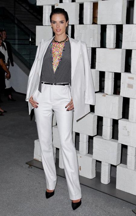 لباس های برتر هفته مد نیویورک, مدل لباس ستارگان هالیوودی