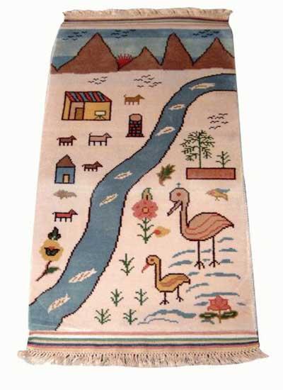 طرح فرش اتاق کودک در سال جدید 95