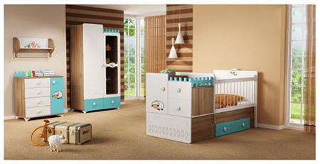 ایده هایی شاد برای چیدمان اتاق کودکان, وسایل تزیینی اتاق کودک